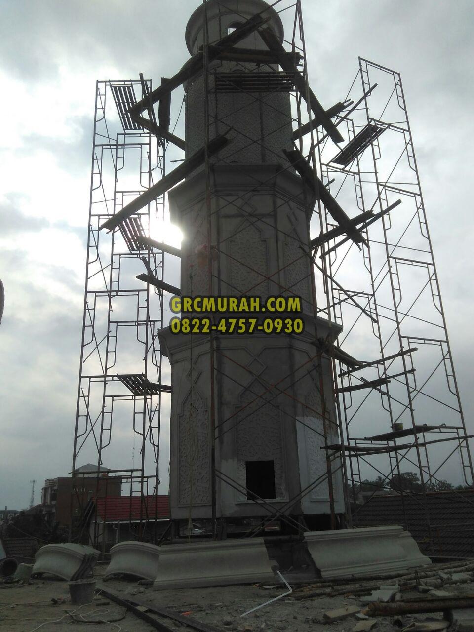 Menara Masjid GRC 06 - Berapa Harga Menara Masjid GRC