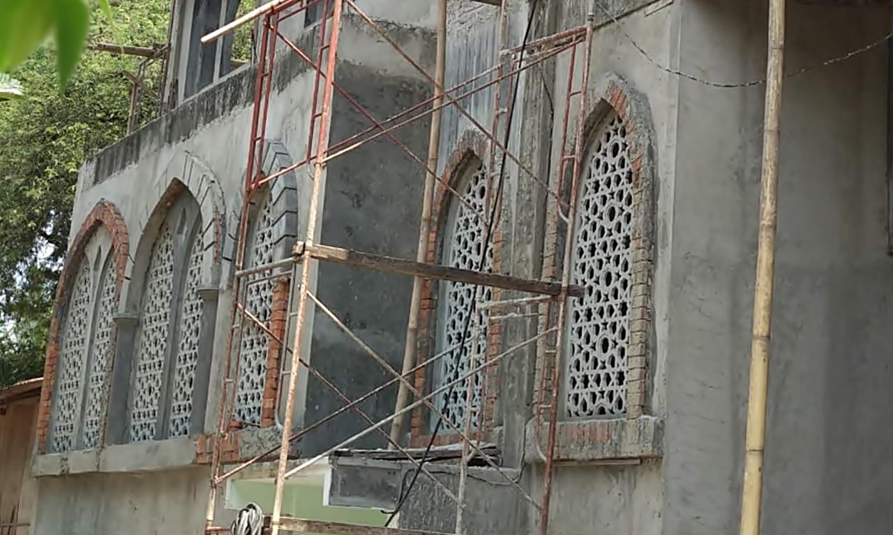 GRC Krawangan Masjid Harga Produsen 008