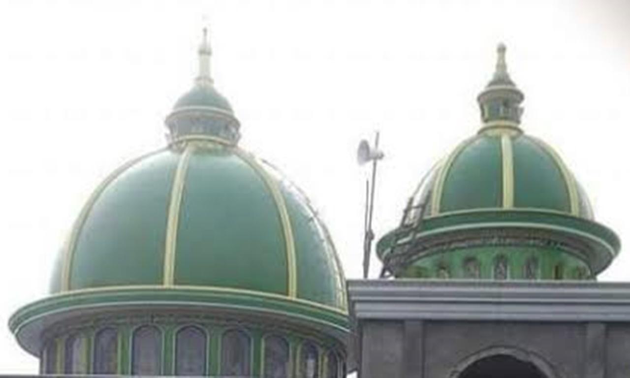 Kubah Masjid GRC - Harga Kubah Masjid Produsen 002