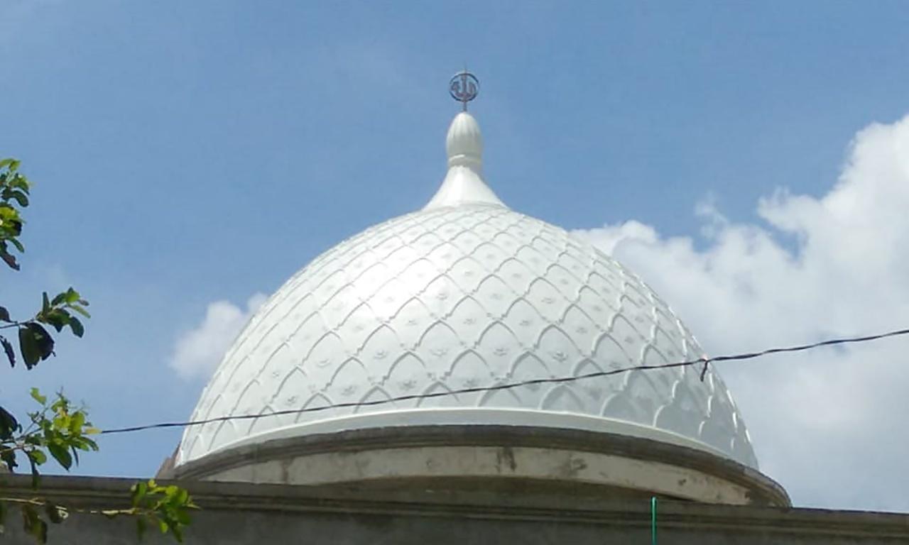 Kubah Masjid GRC - Harga Kubah Masjid Produsen 004