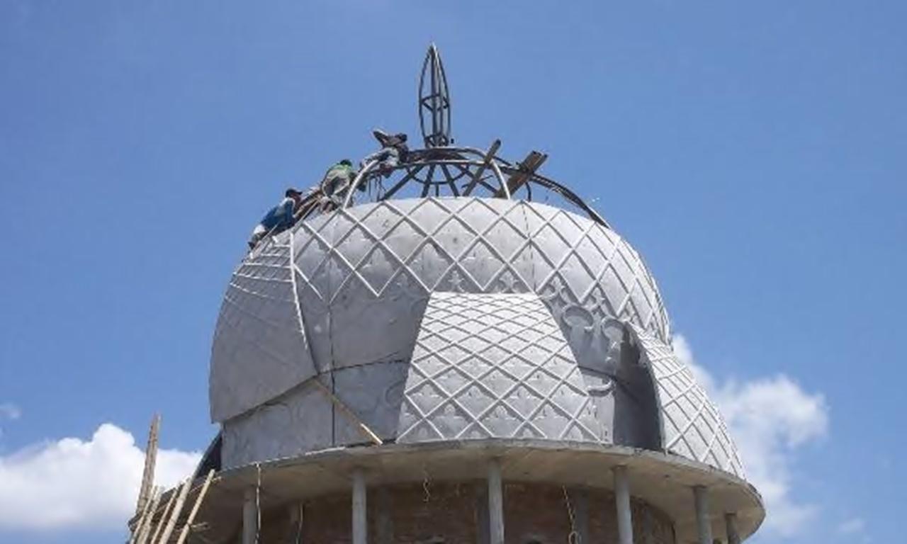 Kubah Masjid GRC - Harga Kubah Masjid Produsen 005