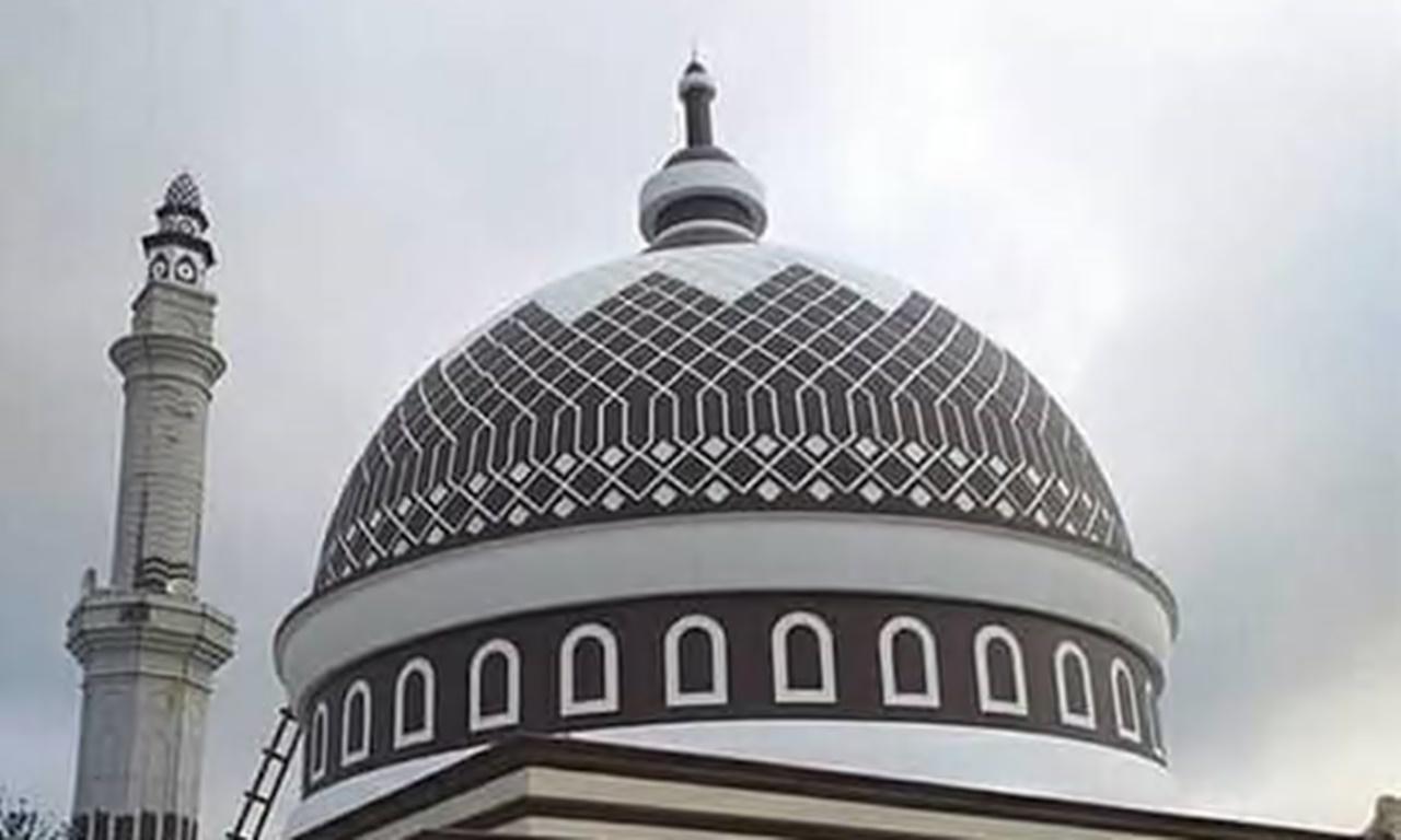 Kubah Masjid GRC - Harga Kubah Masjid Produsen 007