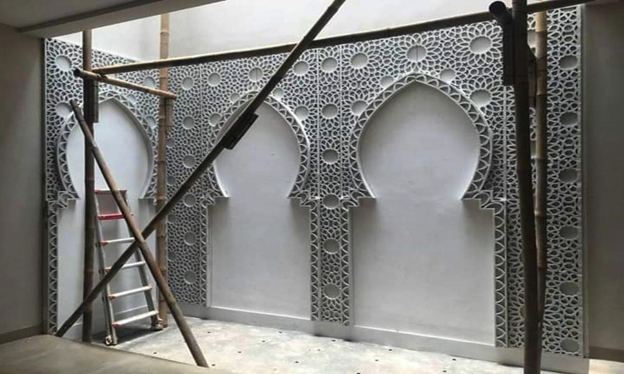 Mihrab Masjid GRC 001