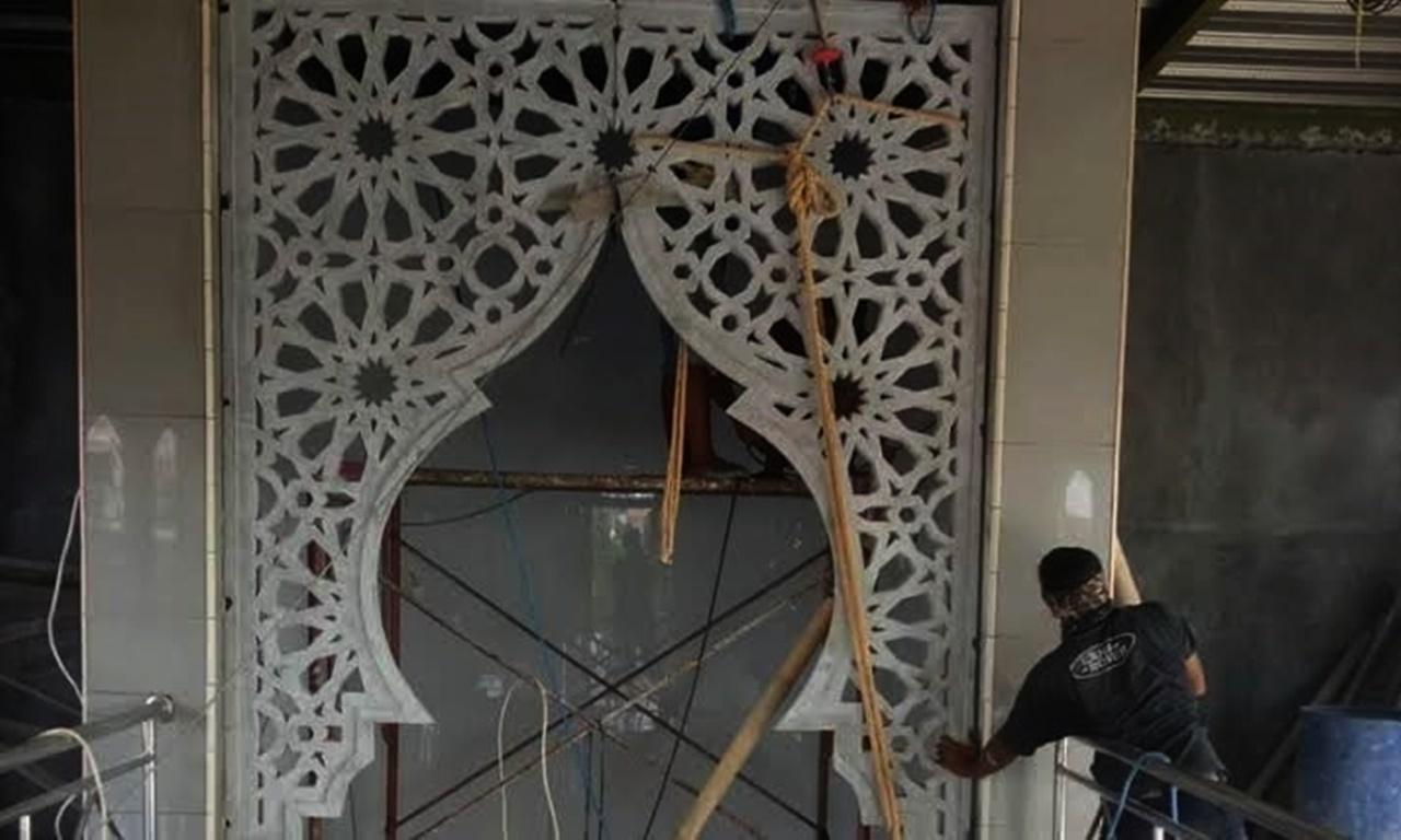 Mihrab Masjid GRC 002