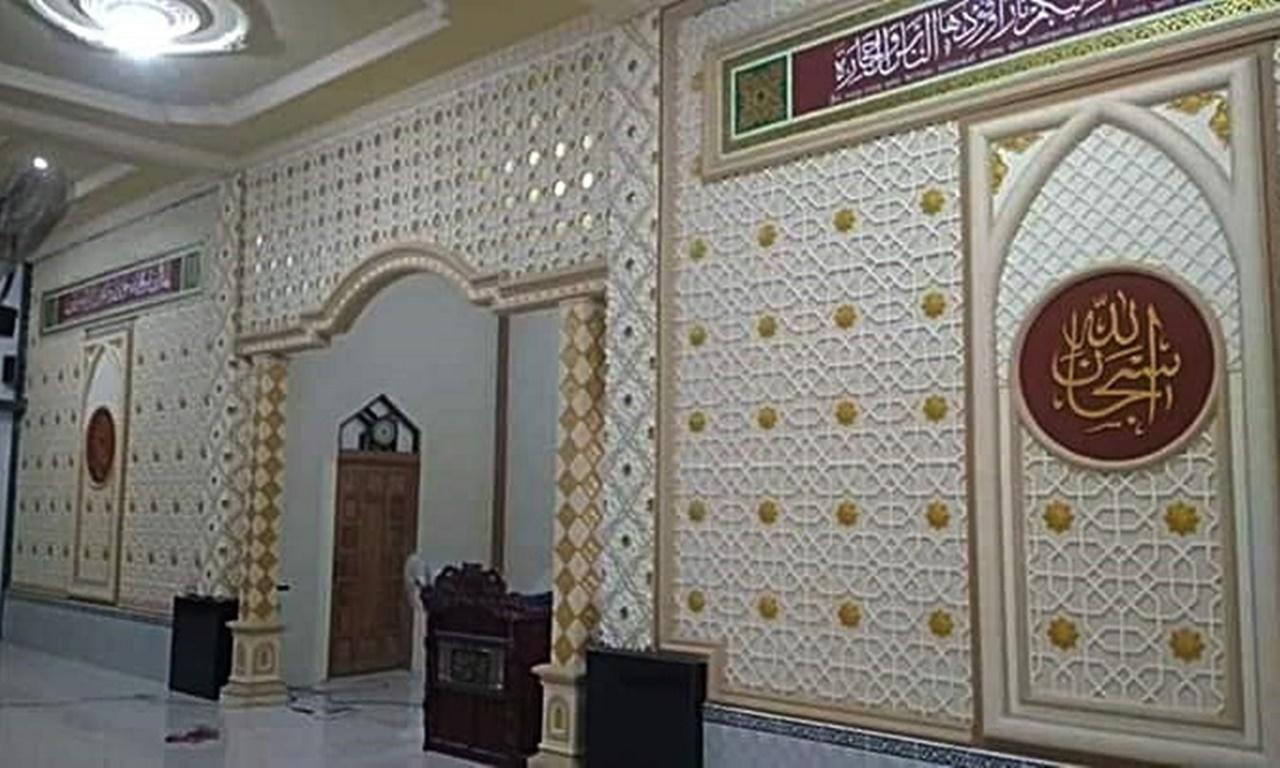 Mihrab Masjid GRC 003