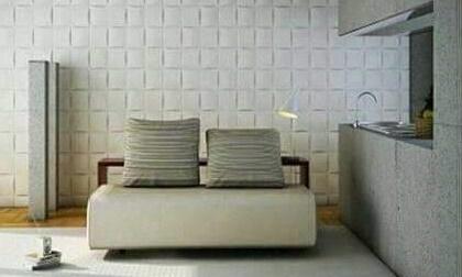Panel Dinding 3D 006