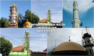Anggaran Pembuatan Menara Masjid Kontraktor Menara Masjid Profesional
