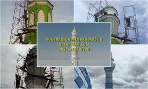 Harga Menara Masjid GRC Kontraktor Menara Masjid Profesional