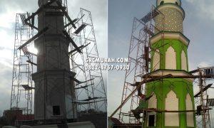 Jasa Pembuatan Menara Masjid - Artikel Kontraktor Menara Masjid